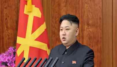 زعيم كوريا الشمالية يهدد في بداية العام الجديد