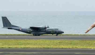 اختفاء طائرة عسكرية فرنسية