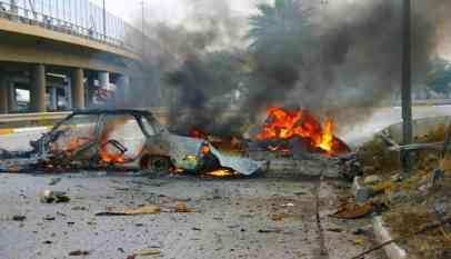 مقتل مواطن عراقي في انفجار بكركوك
