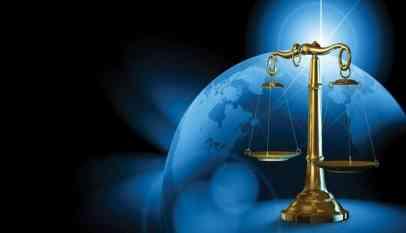أين القانون الدولى والعدالة