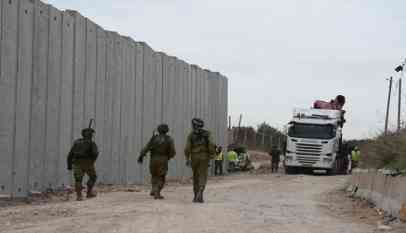 انتهاكات الاحتلال على الحدود