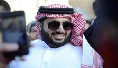 دعم تركي آل الشيخ للزمالك