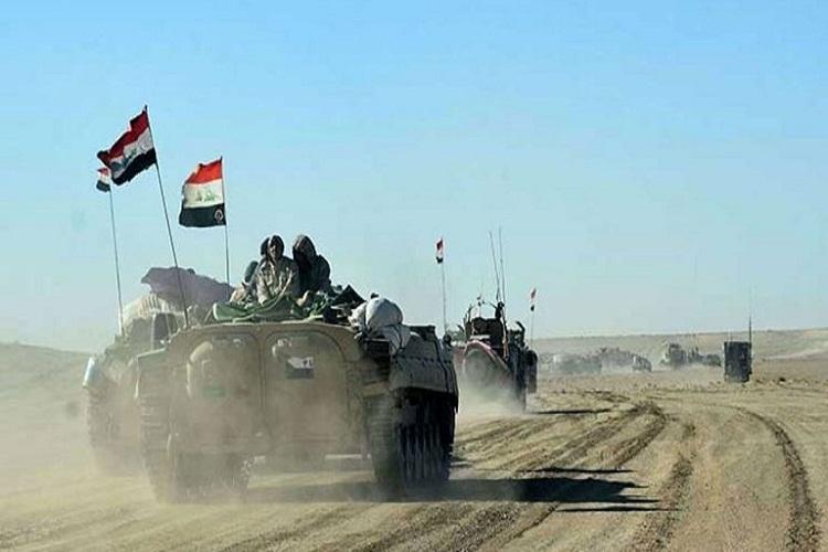 الجيش العراقي يعلن حالة الاستنفار على الحدود مع سوريا