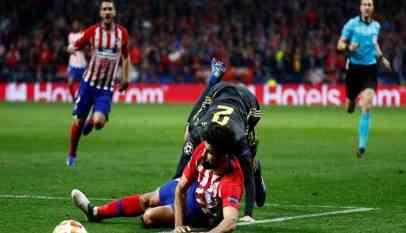 أتلتيكو مدريد يضرب يوفنتوس بثنائية في دوري الأبطال
