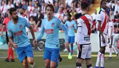 أتلتيكو مدريد يخطف وصافة «الليجا» من الريال