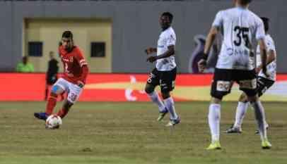الاهلي يهزم الداخلية 3-1 و يقترب من وصافة الدوري المصري 14