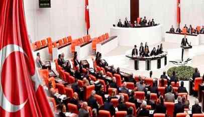 رئيس «النواب التركي» يعلن استقالته
