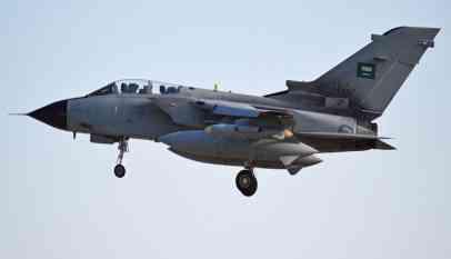 سقوط ضحايا في قصف للتحالف العربي على صعدة اليمنية