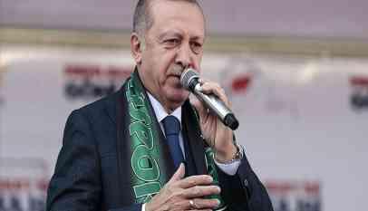 أردوغان: نسير على الطريق الصحيح.. وأعدائنا منزعجين