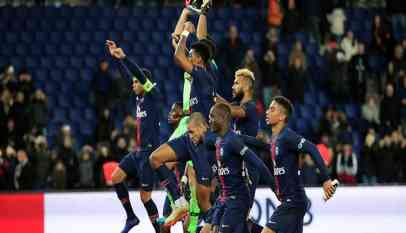 باريس سان جيرمان يعبر بوردو ويؤمن صدارته للدوري الفرنسي