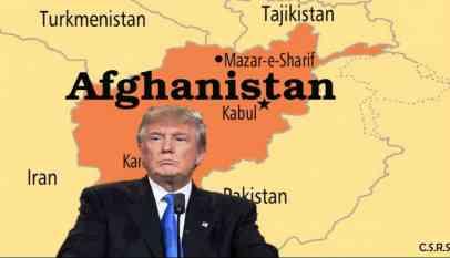 ترامب: الاستخبارات الأمريكية باقية في أفغانستان والخيار العسكري في فنزويلا قائم 1