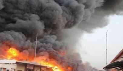 مصر.. مقتل عنصري شرطة واصابة 6 ضباط في تفجير انتحاري 3