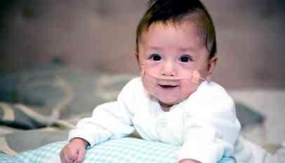 علاج ضيق التنفس عند الاطفال