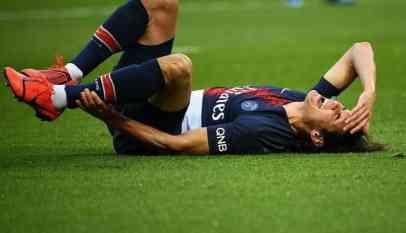 باريس سان جيرمان.. ضربتان في الرأس قبل 3 أيام من مباراة  مانشستر يونايتد 3