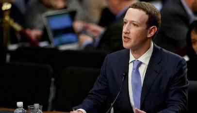 هجوم من البرلمان البريطاني على مؤسس «فيسبوك»