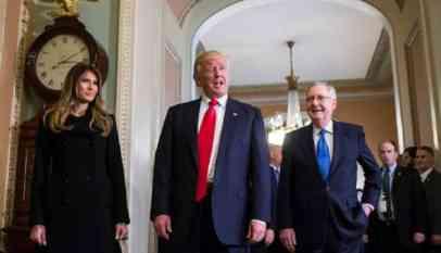 الجمهوريون بمجلس الشيوخ يصوتون ضد ترامب 2