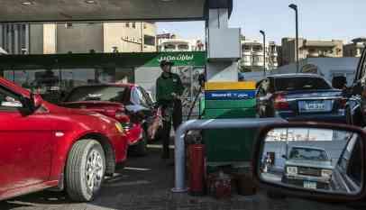 إجراء غير مسبوق بشأن البنزين في مصر