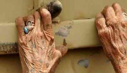 اغتصاب سيدة مسنة وتعذيبها ليلة كاملة على يد ذئاب بشرية