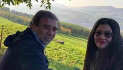 شاهد رد فعل زوجة خالد يوسف بعد نشر فيديو منى فاروق وشيما