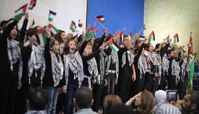 كل مولود فلسطيني كارثة صهيونية