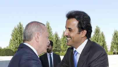 هدية قطرية باهظة الثمن لأردوغان