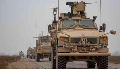 قوة عسكرية أمريكية تدخل عمق سوريا