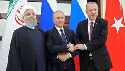 فشل مؤتمر وارسو ونجاح مؤتمر سوتشي
