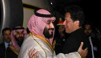 إيران تعلق على زيارة بن سلمان لباكستان
