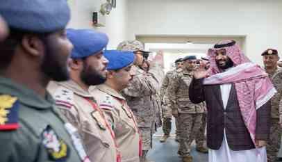 هل تقلق السعودية تركيا عسكريا؟