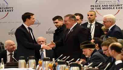 مؤتمر «وارسو» كمهرجان انتخابي لليمين الصهيوني