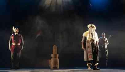 """مهرجان الشارقة للمسرح يحتفى بعرض """"مدق الحناء"""""""