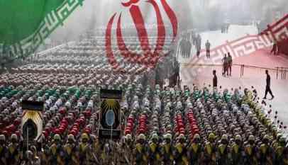 قيادي عسكري إيراني يهدد بمحو إسرائيل