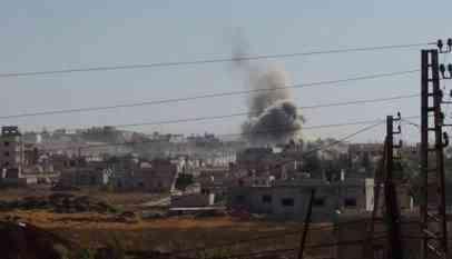 قصف نظامي على إدلب يصيب مدنيين