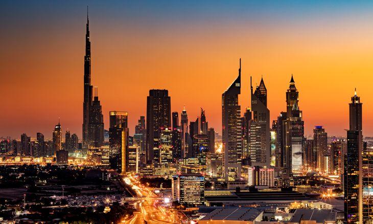 العمارة في دبي