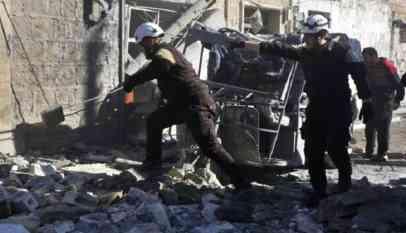 انفجارين عنيفين في إدلب