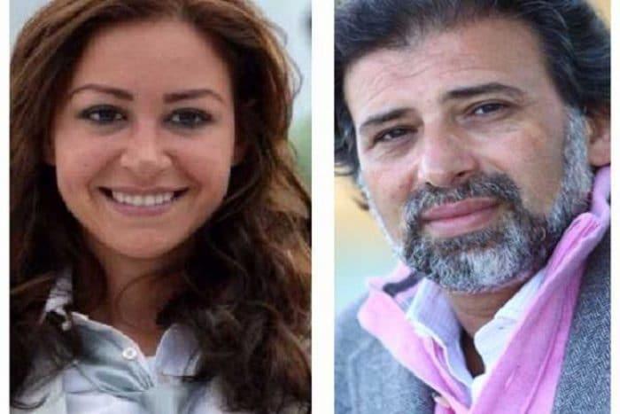 فضيحة جنسية جديدة خالد يوسف مع منة شلبي في فيديو اباحى