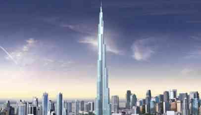 شركة أمريكية تتولى تصميم برج جميرا