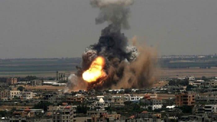 غارات أمريكية تقتل مدنيين