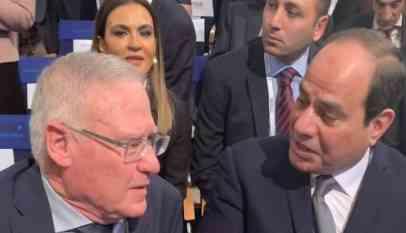 رئيس مخابرات إسرائيلي سابق
