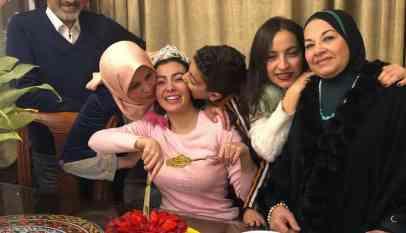 ميريهان حسين بعد خروجها من السجن تنفى تورطها فى فيديو اباحى مع خالد يوسف