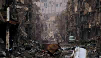 داعش يحاصر 200 عائلة سورية