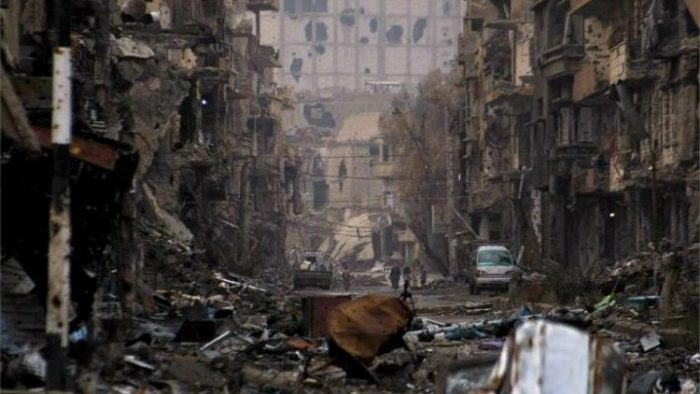 تعزيزات عسكرية إيرانية لقمع السوريين في الصالحية