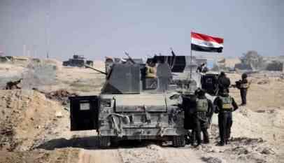 مقتل خمسة إرهابيين في العراق