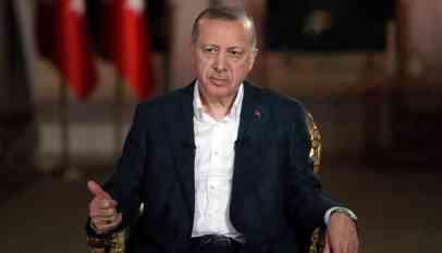 أردوغان ينتقد واشنطن