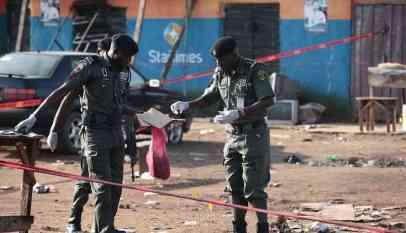 بوكو حرام تهاجم مسجد