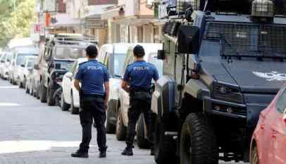 اعتقال 21 مهاجرا في تركيا
