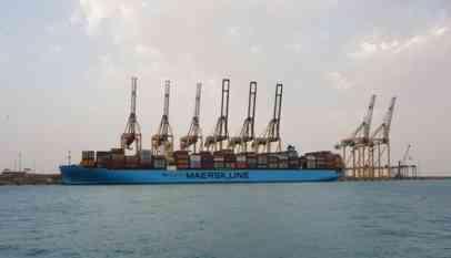 انطلاق ميناء الملك عبدالله