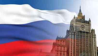 مصرع دبلوماسي بمبنى الخارجية الروسية