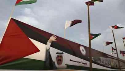 مبلغ غير مسبوق دعمت به قطر قطاع غزة
