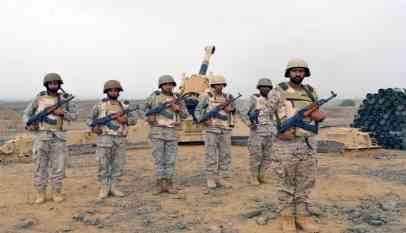 هجوم حوثي يقتل جنود سعوديين